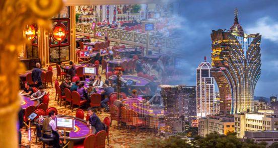 Situs Perjudian dari Permainan Casino Macau